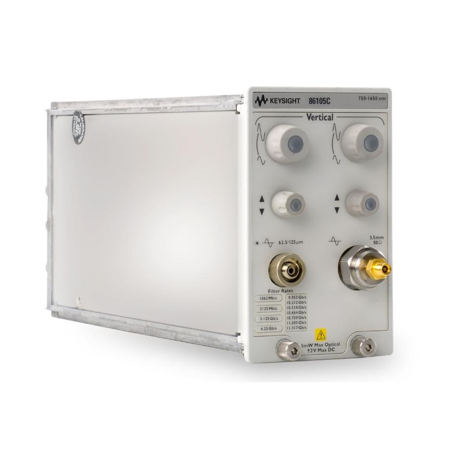 Keysight 86105C 9 GHz光学/ 20 GHz电采样模块