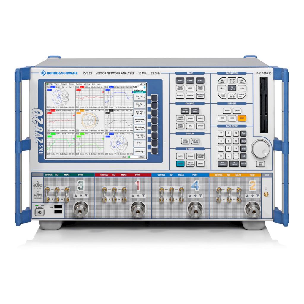 R&S® ZVA24 矢量网络分析仪