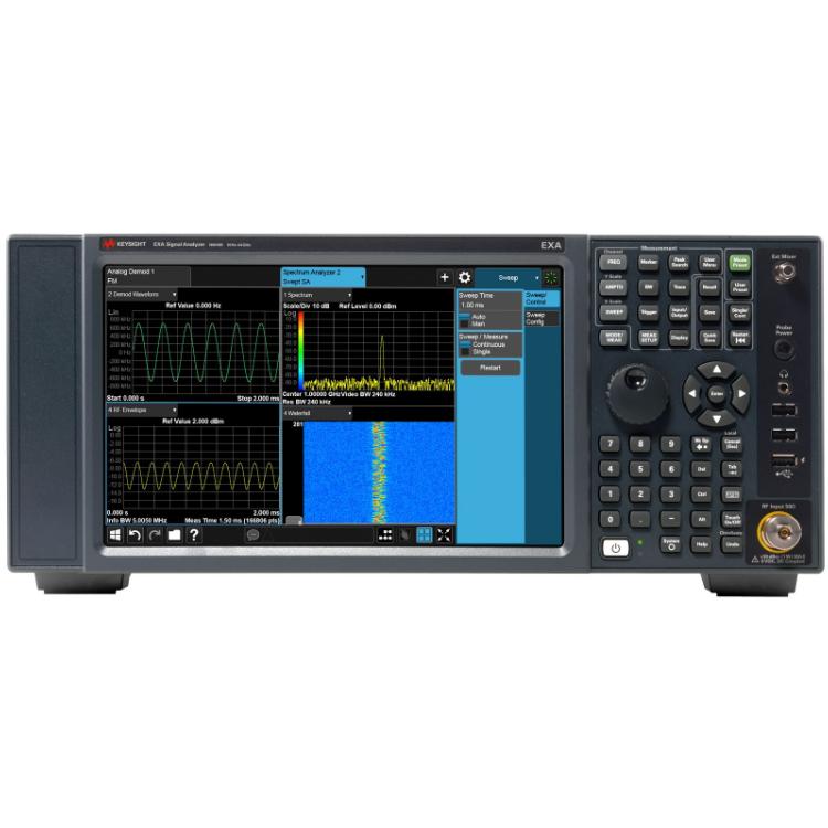 Keysight N9010B EXA信号频谱分析仪
