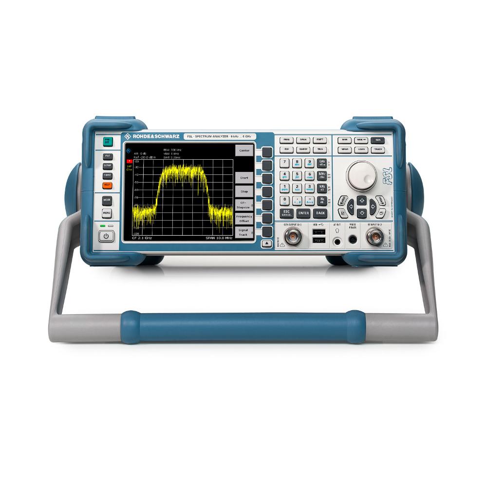 频谱仪和示波器的区别