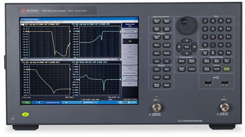 Keysight E5063A ENA矢量网络分析仪