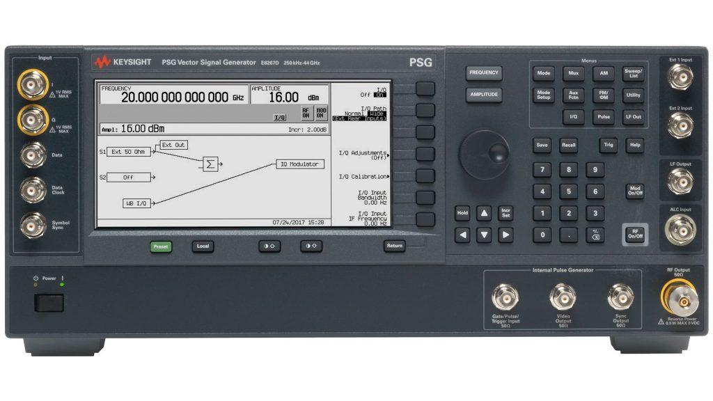 Keysight E8257D PSG X系列信号发生器