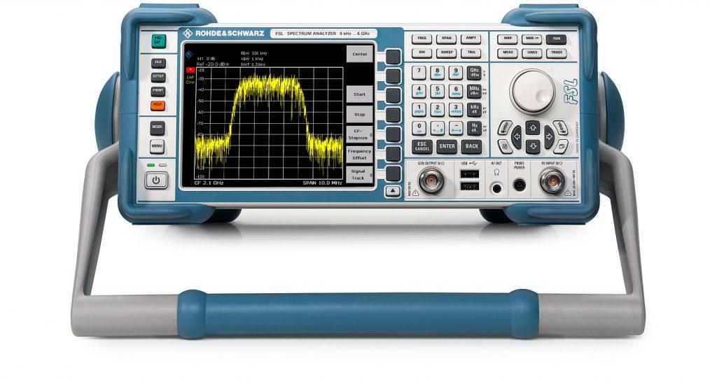 R&S FSL 信号频谱分析仪