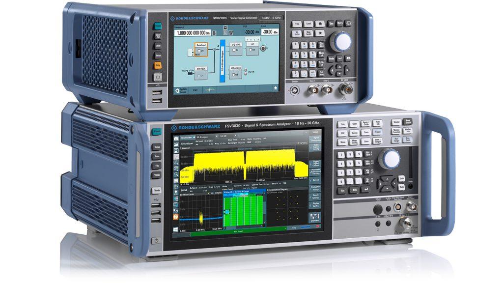 R&S®FSV3000 信号与频谱分析仪