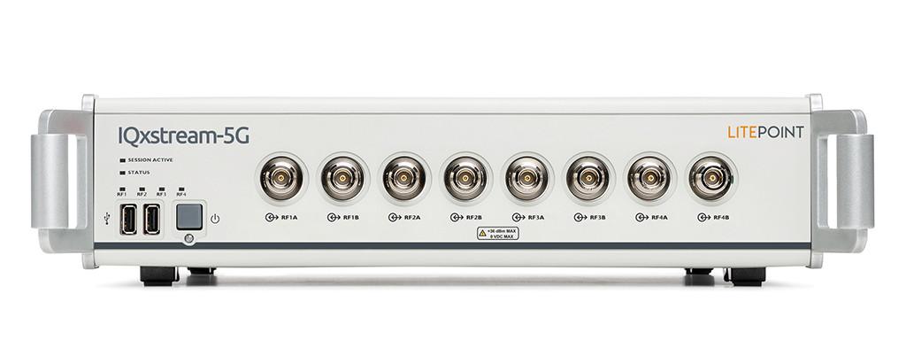litepoint IQxstream-5G 5G FR1 Sub-6 GHz蜂窝测试仪