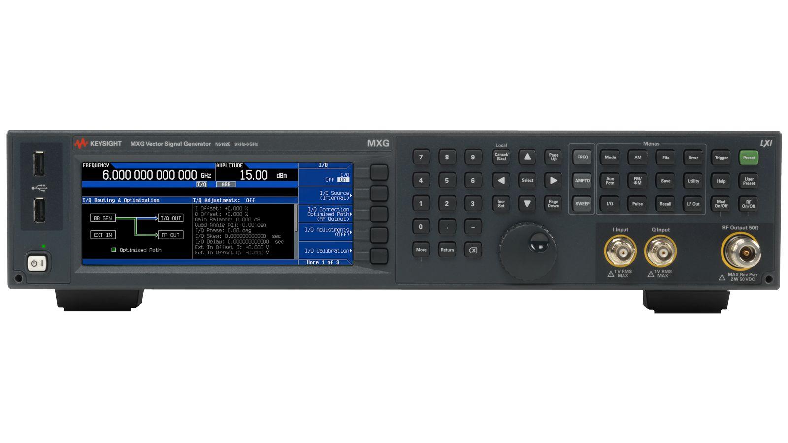 keysight N5183B MXG信号发生器