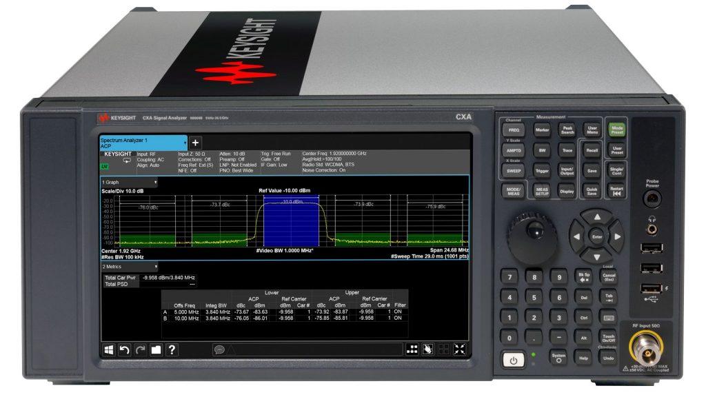 Keysight N9000B CXA信号频谱分析仪