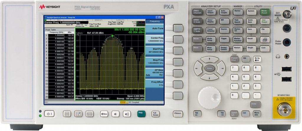 Keysight N9030A PXA 信号频谱分析仪