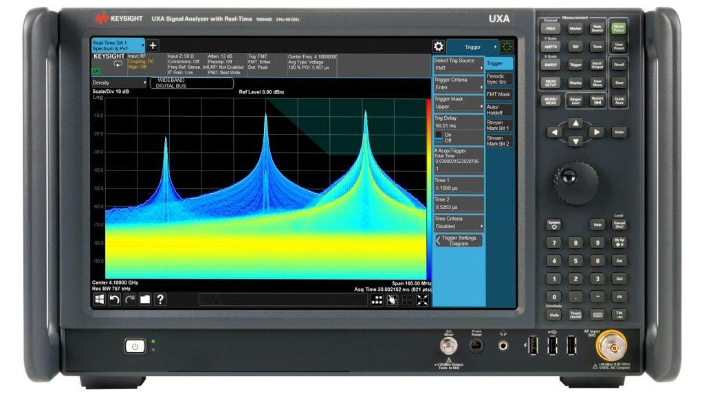 Keysight N9040B UXA信号频谱分析仪