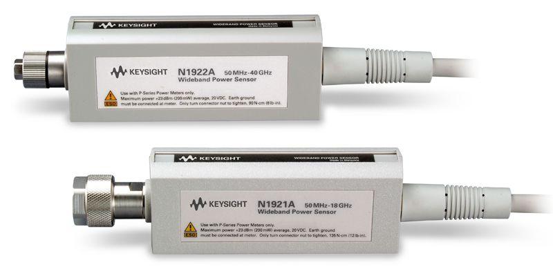 Keysight N1921A P系列宽带功率传感器