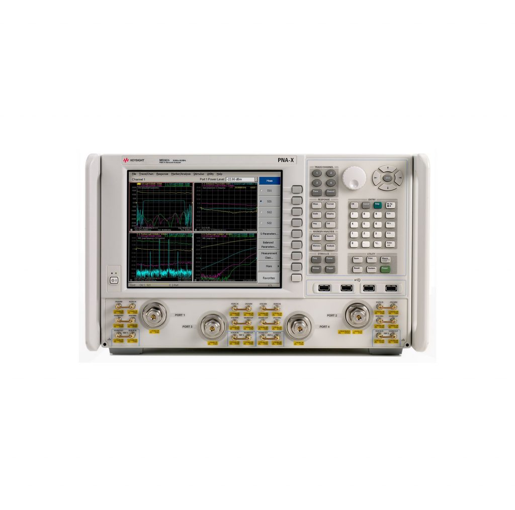 Keysight N5242A PNA-X 微波网络分析仪