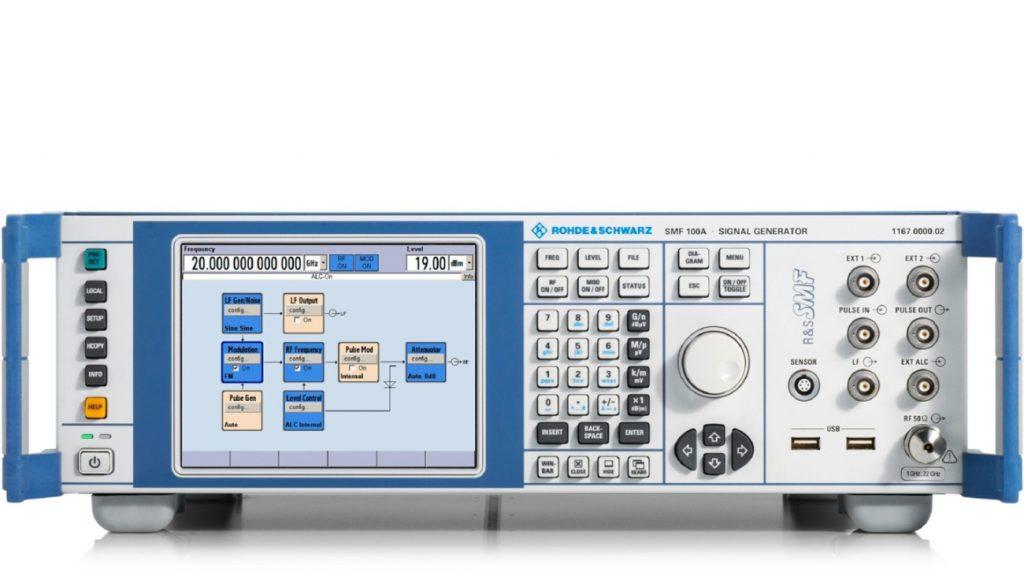R&S®SMF100A微波信号发生器