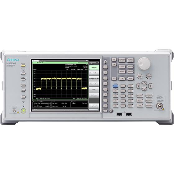 Anritsu MS2850A 无线通信频谱分析仪