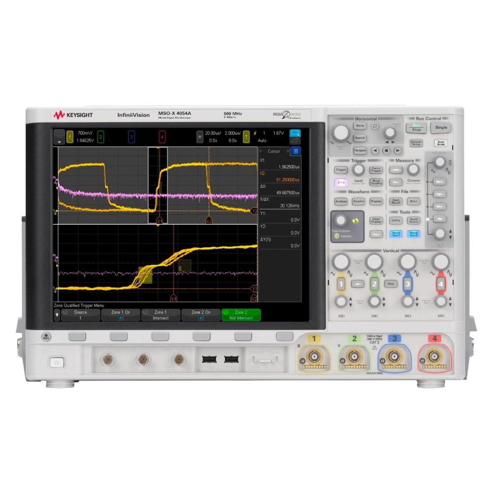 Keysigh MSOX4054A 混合信号示波器