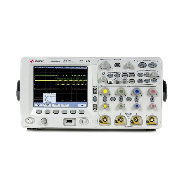 Keysight DSO6104A 示波器