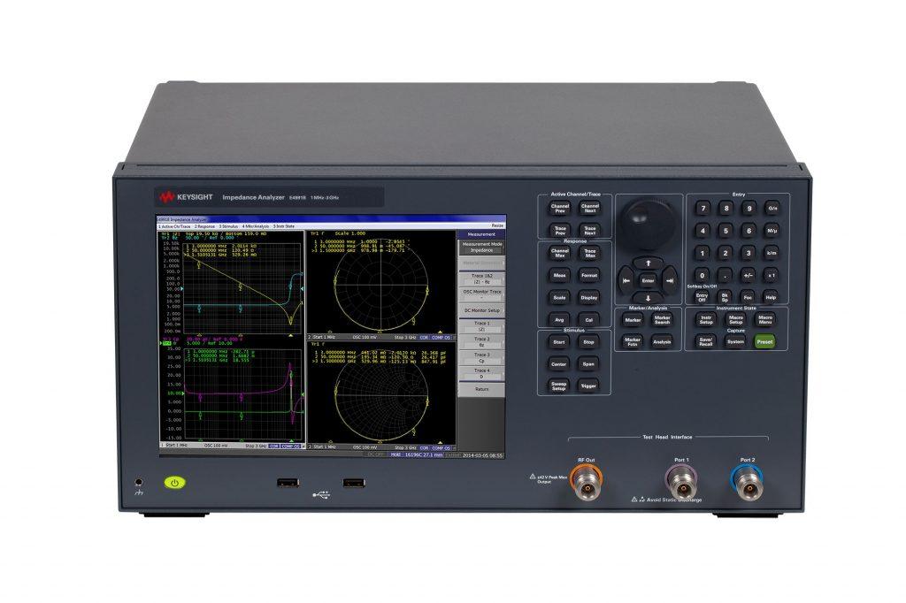 Keysight E4991B 阻抗分析仪