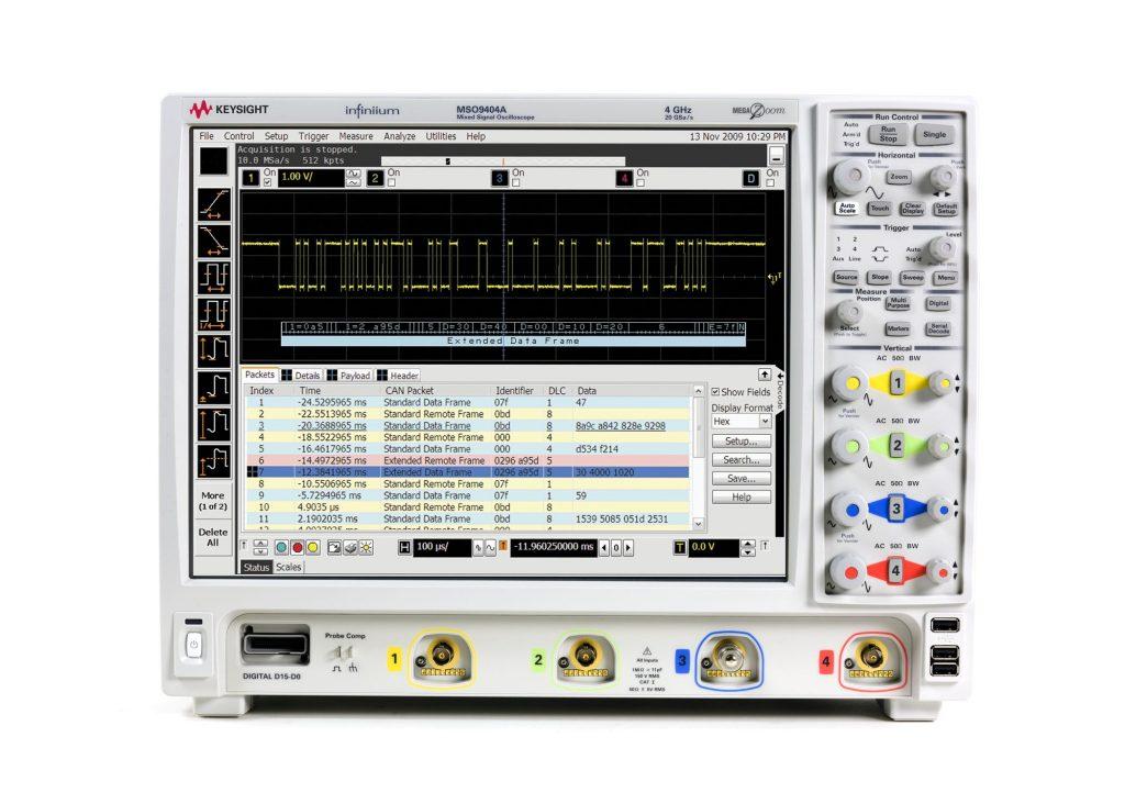 Keysight MSO9404A 混合信号示波器