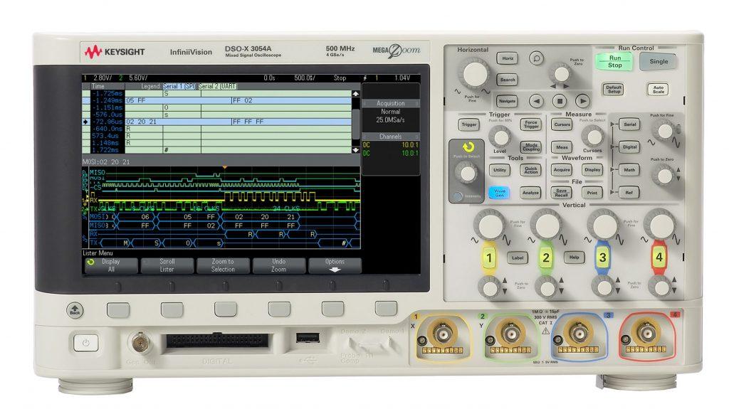 Keysight DSOX3054A 示波器