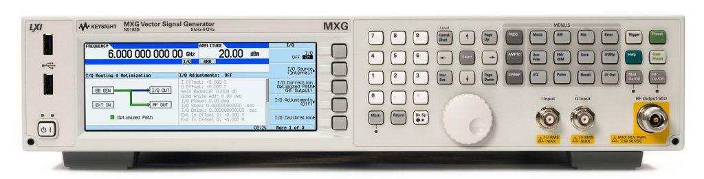Keysight N5182B MXG X系列高性能射频矢量信号发生器