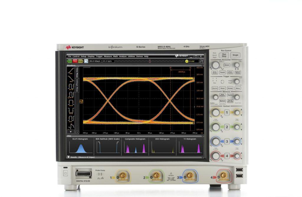 Keysight MSOS404A 高清晰度示波器