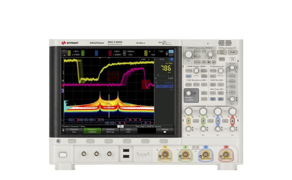 Keysight MSOX6004A 混合信号示波器