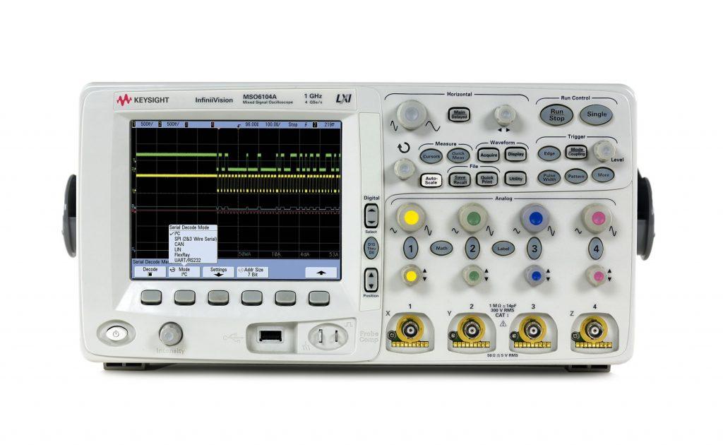 Keysight MSO6104A 混合信号示波器
