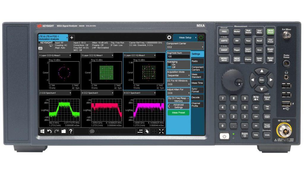 网络分析仪校准方法以及S参数测量教程