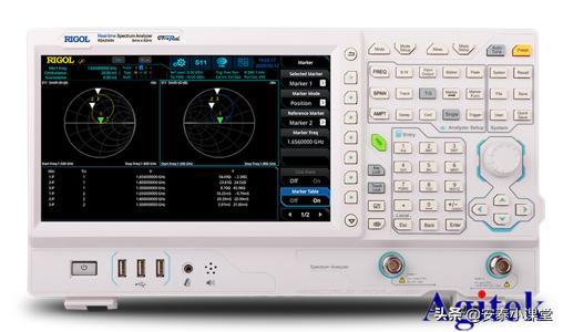 2021年射频测试仪器盘点——矢量网络分析仪
