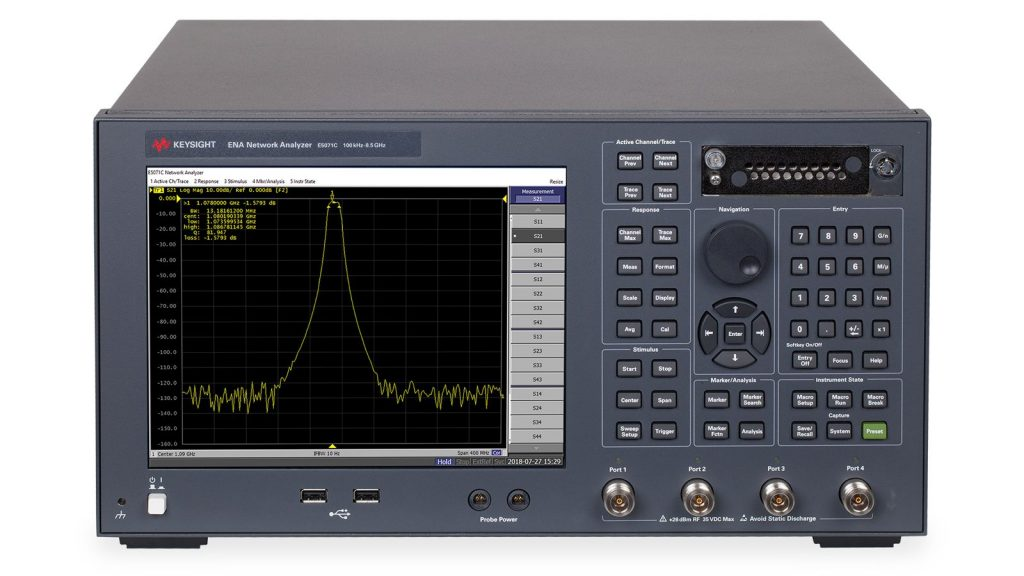 怎么使用频谱仪测S参数?老司机手把手教你
